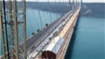 3. Köprü sona yaklaştı, söküm çalışmaları başladı!