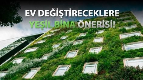 Yeşil binalar ev ekonomisine büyük katkı sağlıyor