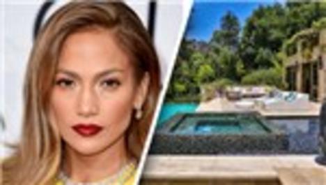 Jennifer Lopez'in yeni evi şaşırttı!