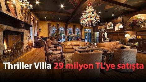 Michael Jackson'ın son günlerini geçirdiği ev!