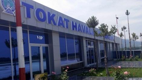 tokat'ın yeni havalimanı
