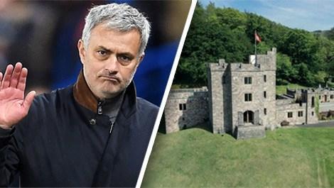 Jose Mourinho, 16 milyon TL'ye kale satın alacak!