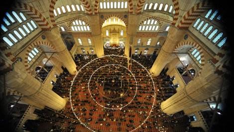 Selimiye Camisi, Ramazan ayına hazır!