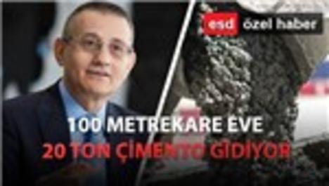Dünyada en iyi 3 çimento ülkesinden biri Türkiye!