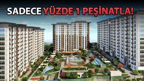 Huzurlu Marmara'da son 35 daire