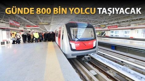 Keçiören Metro Hattı