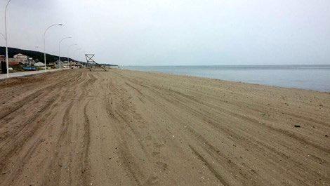 Mesudiye Plajı halk plajı oldu