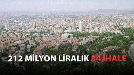Ankara Büyükşehir Belediyesi'nden satılık arsalar!