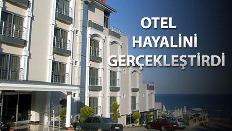 Hasan Şaş, Adana'da otel açtı