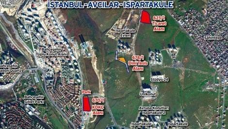 İstanbul Avcılar Ispartakule 6. Etap arsası