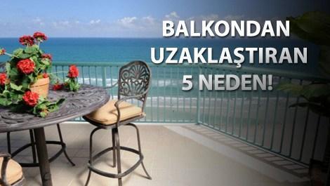 Balkon kültürü sona mı eriyor?