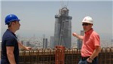 Yılmazlar İnşaat, İsrail inşaat sektörüne örnek oldu