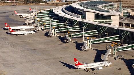 Esenboğa ve Adnan Menderes havalimanları BM'de örnek olacak