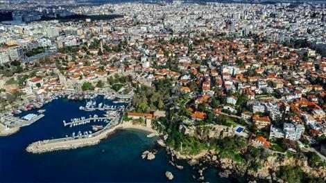 Yerli konut yatırımcısının yeni gözdesi Antalya!