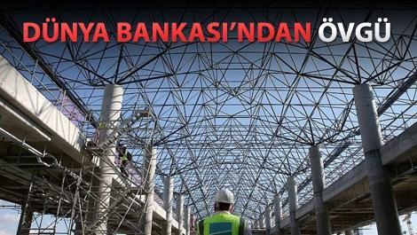 Türkiye, mega projelerle çıtayı yükseltti