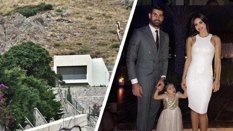 Volkan Demirel, 3.6 milyon liraya lüks villa aldı