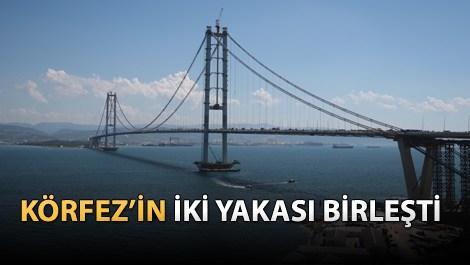 Osmangazi Köprüsü için geri sayım başladı