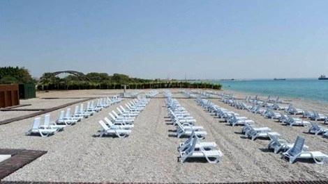 Antalya'ya 2'nci kadınlar plajı!
