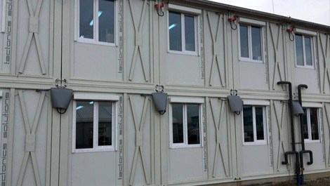 Iglo Architects, sığınmacılar için konteynır tasarladı!