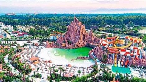 Türkiye'nin en büyük eğlence parkı Antalya'da açılıyor!