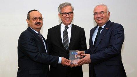 Bosch Termoteknik'e büyük ödül!