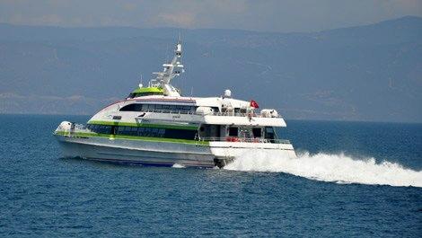 BUDO, Erdek-Avşa-Marmara Adası seferlerine başladı!
