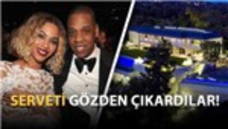 İşte Beyonce ve Jay Z'nin yeni malikanesi!