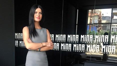 Sümeyye Aydın, Mina Towers'ın yeni satış müdürü oldu!