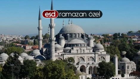 Mimar Sinan'ın 'çıraklık eseri' Şehzadebaşı Camii…