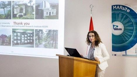 prof. nurcan Meral özel deprem konusunda bilgilendirme