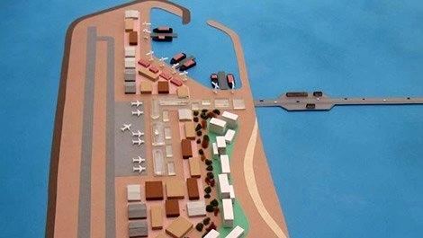 Gazze'ye yardımlar için suni ada önerisi!