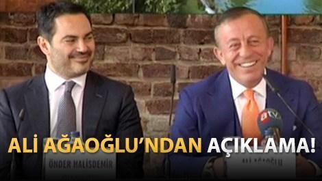 Ağaoğlu ile Önder Halisdemir yollarını ayırdı!