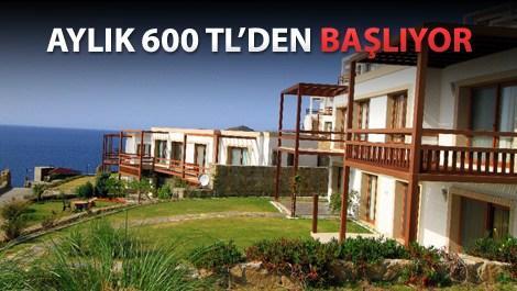 Tatilci, Antalya ve Muğla'da yazlık fiyatlarını uçurdu!