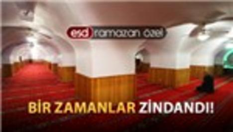 Yeraltı Camii: Sahabelerle omuz omuza namaz!