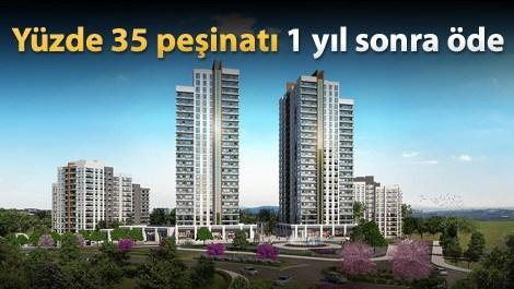 Avrupa Konutları Başakşehir'de yaza özel kampanya!