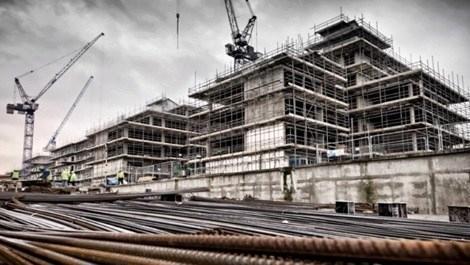 İnşaat sektörüne güven yüzde 2,2 arttı!