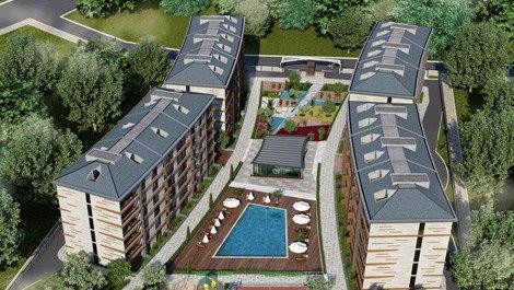 New Nişantepe Çekmeköy'de 313 bin TL'ye 2+1 daire