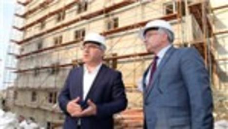 Mehmet Ergün Turan, Timya Vadisi'ni inceledi