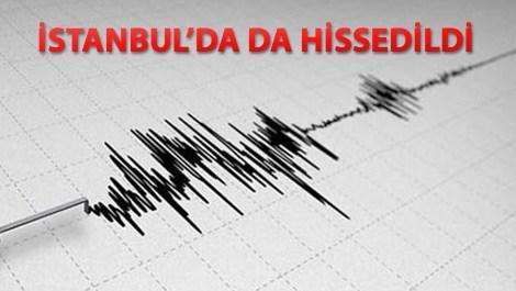 Marmara'da korkutan 2 deprem