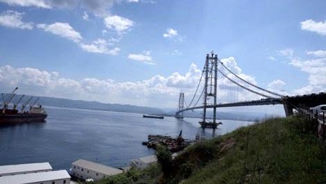 Osmangazi Köprüsü sanayi yükünü azaltacak