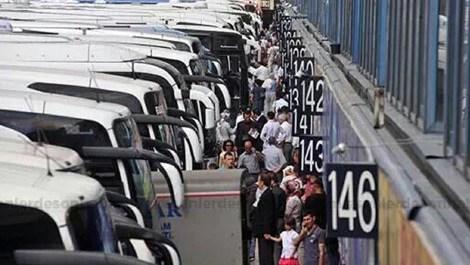 Otobüs firmalarından bayrama özel ek sefer
