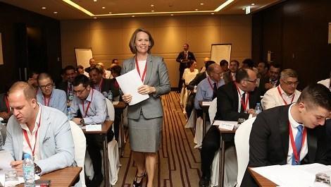 TAV İnşaat, çalışanları için seminer düzenledi