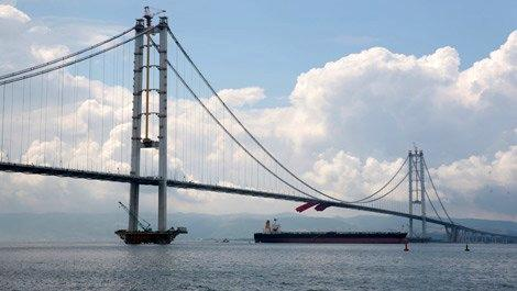 Körfezin 'gerdanlığı' Osmangazi Köprüsü açılıyor!