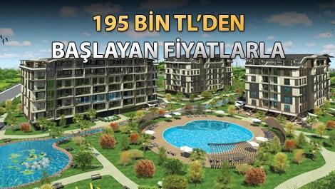Marina Plus Bayramoğlu'nda ilk etap teslimleri başlıyor