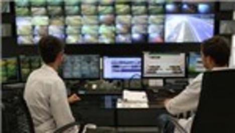 TEM Otoyolu'nda bayram trafiği kameralarla izlenecek