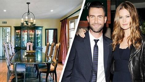 Adam Levine'nin Beverly Hills'teki evi satışta!