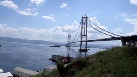 Türkiye'nin yeni aort damarı Osmangazi Köprüsü!
