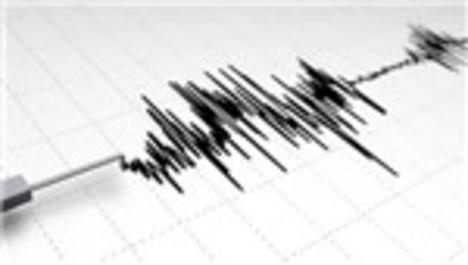 Antalya'da 3,8 büyüklüğünde deprem