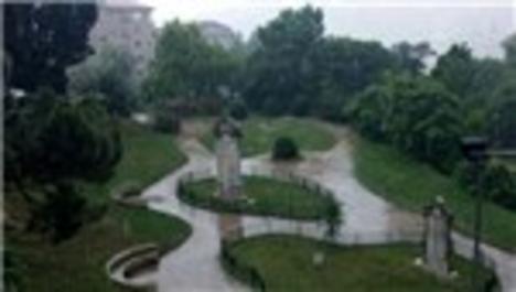 Beşiktaş Belediyesi'nden Ihlamur Parkı açıklaması