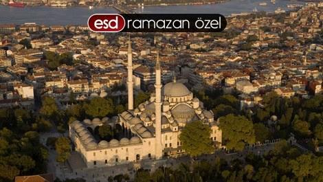 Emlaktasondakika Ramazan Özel ekibi Fatih Camii'nde!